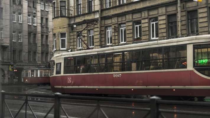 в Одессе пенсионерка попала под трамвай