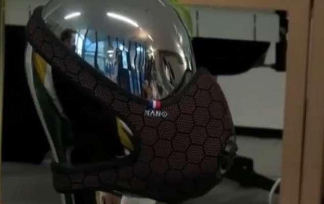 Появилась маска, которая уничтожает вирусы
