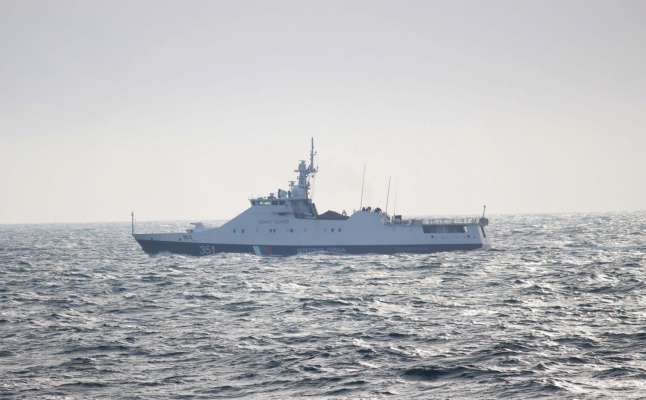 """Российские """"Охотники"""" пытались помешать проведению украино-американских учений в Черном море"""