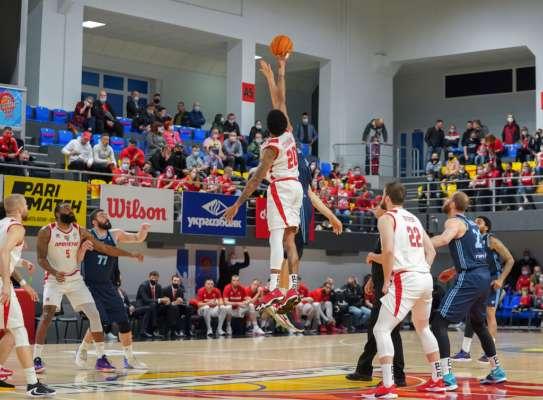 У баскетбольній Суперлізі України послабили ліміт на легіонерів