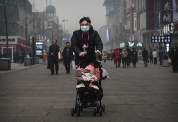 в Китае планируют наказывать родителей за плохое поведение детей