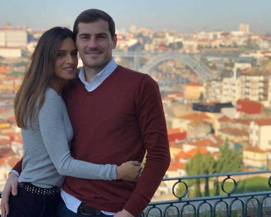 Ікер Касільяс і Сара Карбонеро розлучилися