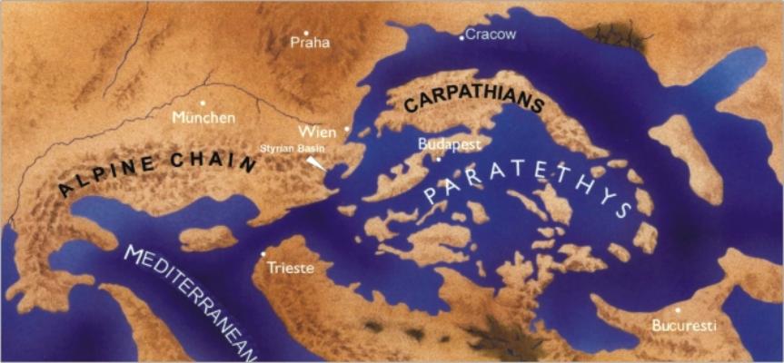 Вчені пояснили, чому зникло найбільше море в історії Землі
