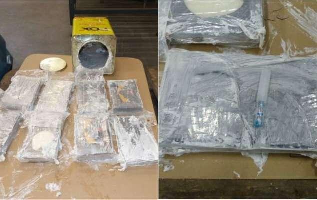 В Европе перехватили более 20 тысяч килограмм кокаина
