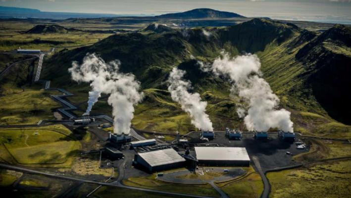 В Исландии построили крупнейший в мире завод по откачке углекислого газа из атмосферы