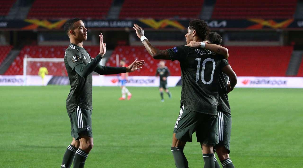 Манчестер Юнайтед - Гранада. Анонс и прогноз на матч ЛЕ (Фото - AFP)