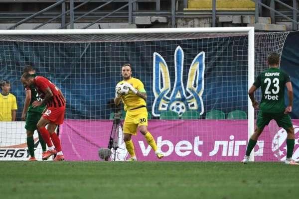 Зоря - Олександрія - 0:1. Огляд матчу і відео гола