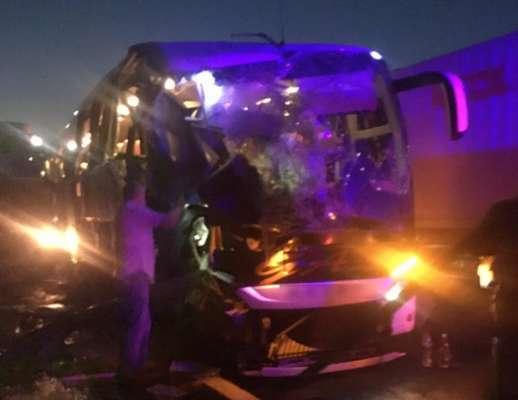 В Одесской области в смертельном ДТП столкнулись рейсовый автобус из Молдовы и зерновоз