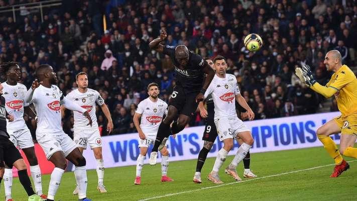 ПСЖ обыграл Анже благодаря пенальти на последних минутах