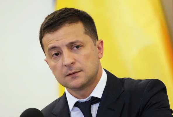Зеленський затвердив національну програму Україна-НАТО на 2021 рік