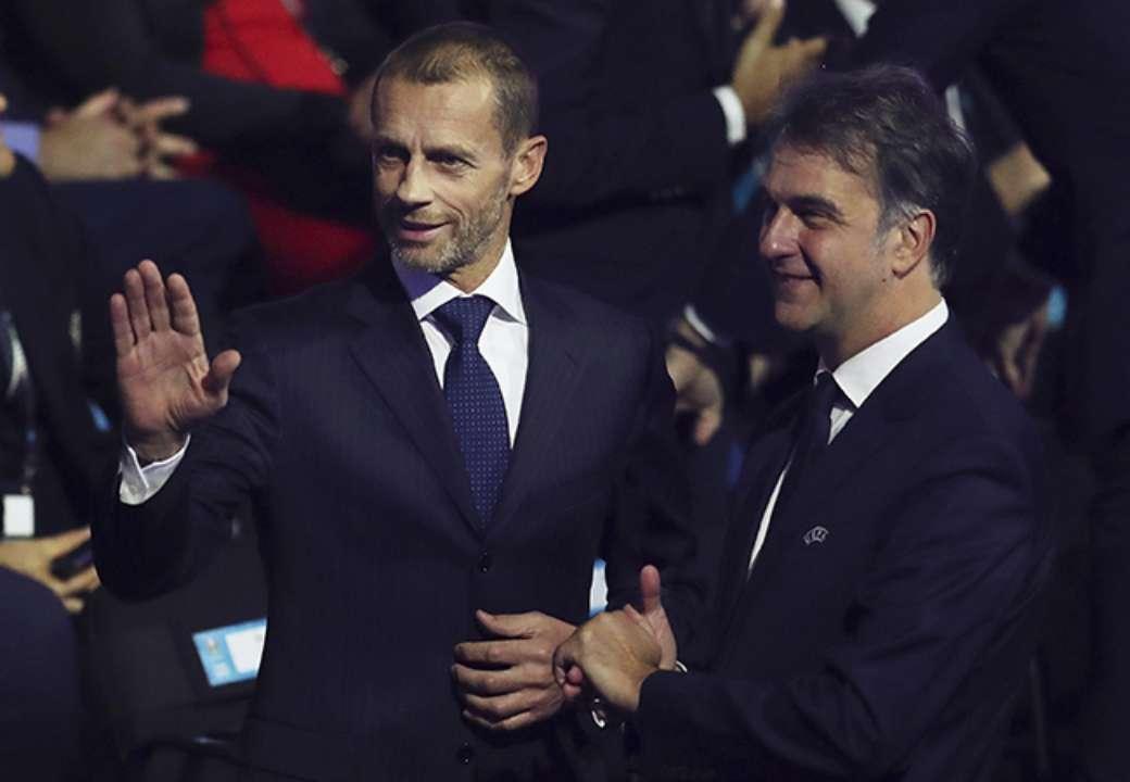 Президент УЄФА прокоментував рішення Ман Сіті про відмову від Суперліги