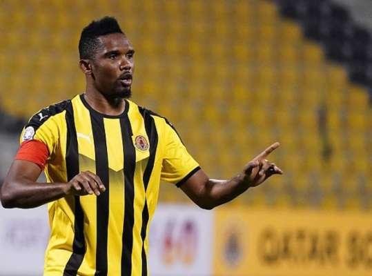 """Ето'О: """"Хочу бачити у фіналі ЧС-2022 Камерун і Катар"""""""
