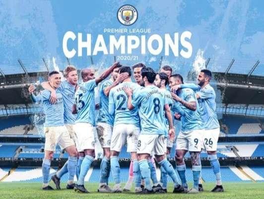 Манчестер Сити Зинченко стал чемпионом АПЛ за три тура до финиша