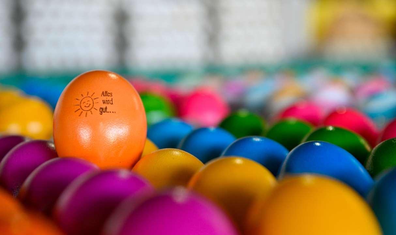 Топ-5 натуральных красителей для пасхальных яиц