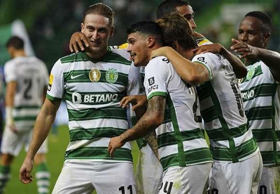 Спортинг виграв завдяки голу на 8-й компенсованій хвилині. Важка перемога Порту