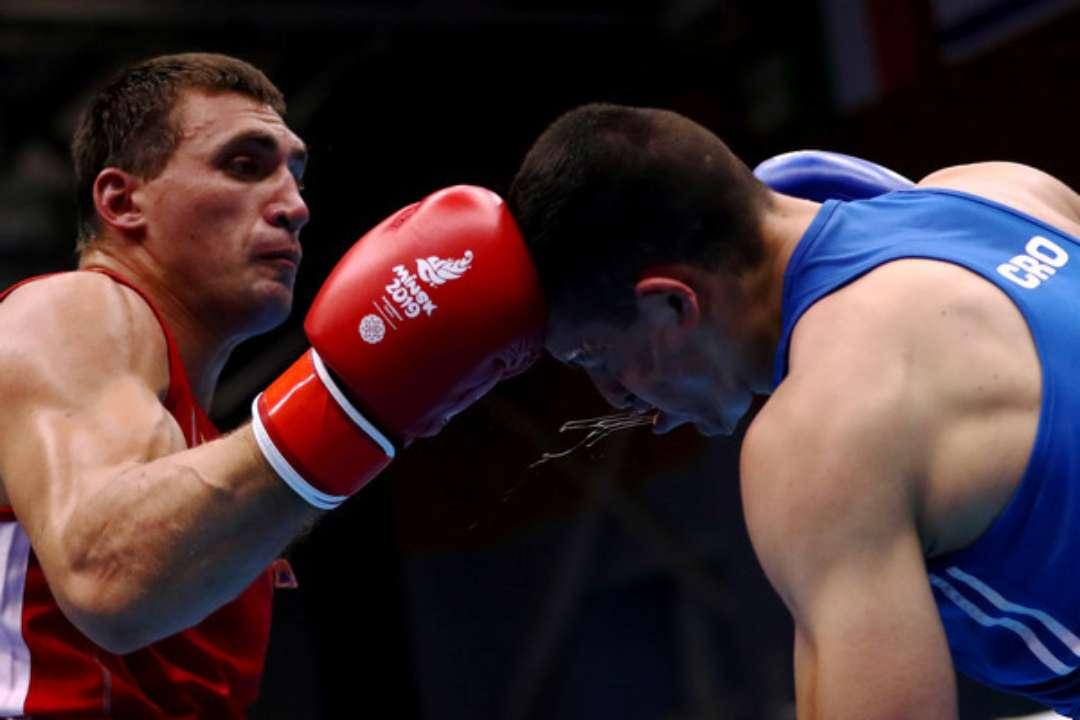 Український боксер Вихрист назвав дату наступного бою