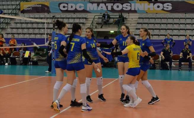 Ударный почин. Волейболистки сборной Украины взяли победный старт в отборе на Евро