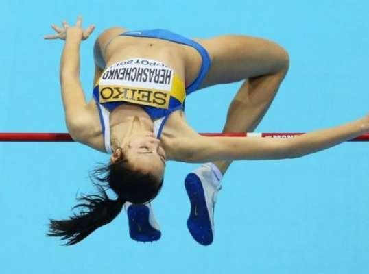 Геращенко взяла друге місце на етапі Золотого континентального туру