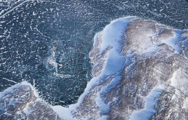 За 10 років рівень арктичного льодового покрову скоротився на рекордні 13%