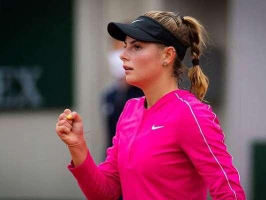 Катарина Завацкая в тяжелом матче обыграла итальянку Бранкаччо
