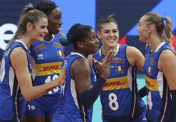 Перервали доминацию Сербії. Жіноча збірна Італії виграла ЧЄ з волейболу
