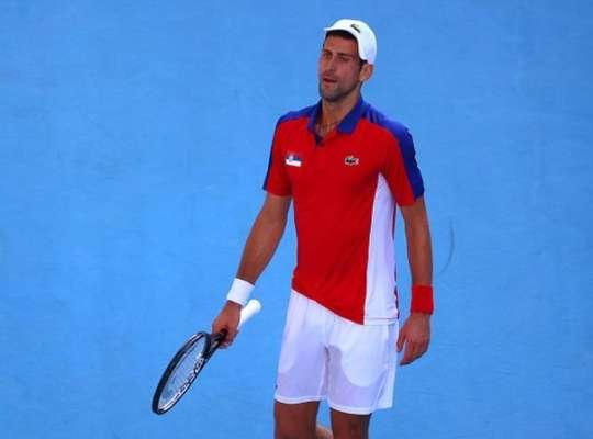 Все закінчилося для Новака жахливо. Джокович програв матч за 3-е місце на Олімпіаді