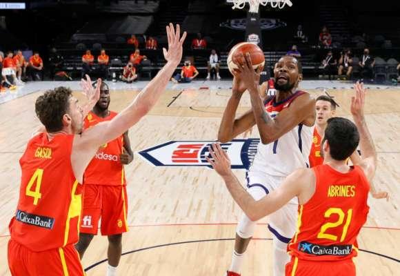 Відомі чвертьфіналісти олімпійського турніру з баскетболу