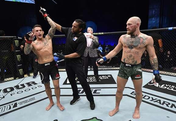 UFC офіційно анонсував бій Порье проти Макгрегора