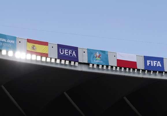Луїс Енріке вирішив зіграти в два форварда. Склади на матч Іспанія - Польща