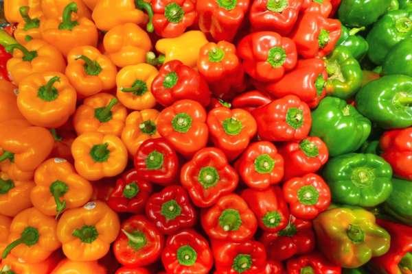 овочі з найвищим вмістом вітаміну С