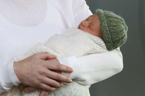 британка народила дитину за 27 секунд