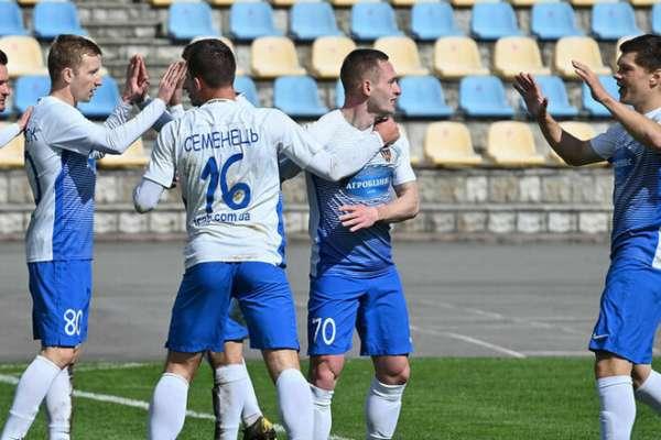 Нива Тернопіль - Агробізнес. LIVE трансляція матчу Першої ліги України