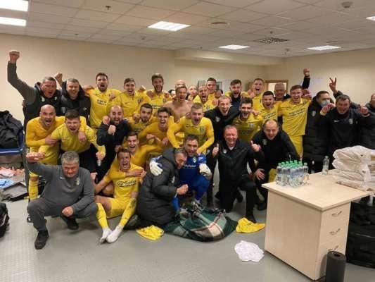 Александрия в серии послематчевых пенальти одолела Днепр-1 в Кубке Украины