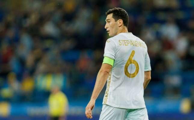 Тарасу Степаненко нравится форма сборной Украины