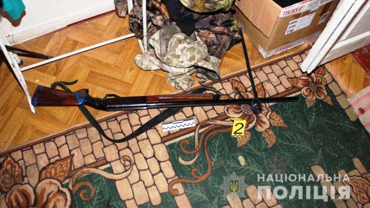 В Одеській області чоловік застрелив дружину на очах у сина