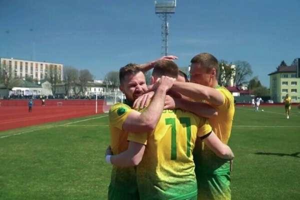 Альянс - Полесье. LIVE трансляция матча Первой лиги Украины