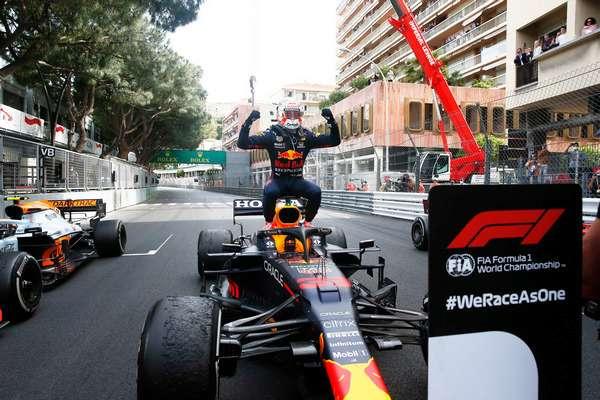 Ферстаппен став переможцем гонки Формули 1 у Монако