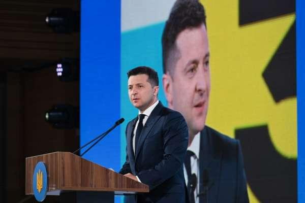 Зеленський підписав указ про висадку мільярда дерев в Україні