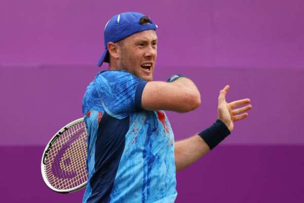 Український тенісист виступить на Кубку Кремля в Москві