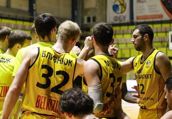 Київ-Баскет покинув Кубок Європи FIBA слідом за Дніпром і Прометеєм