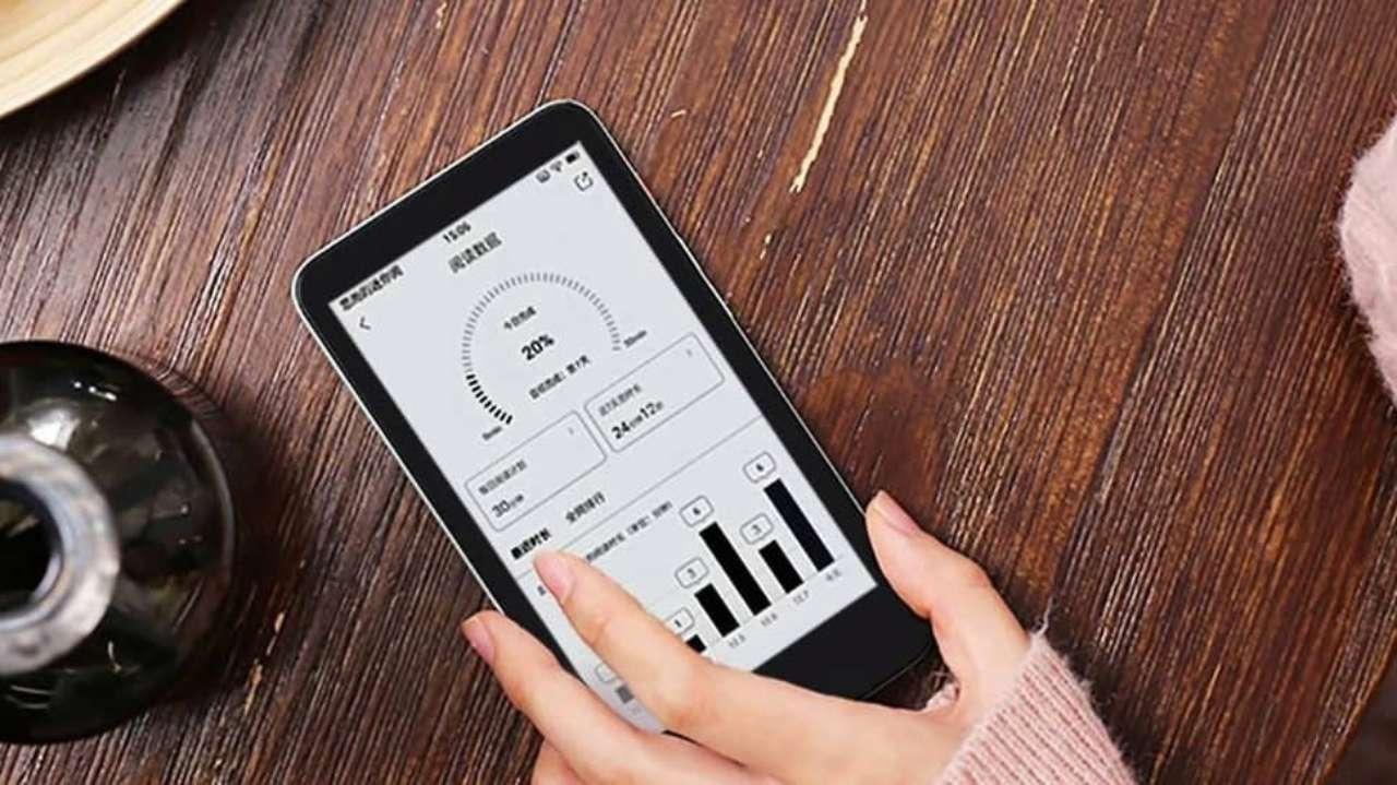 Xiaomi представила електронну книгу розміром із смартфон