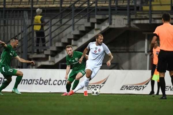 Заря - Ворскла - 1:0. Обзор матча и видео гола