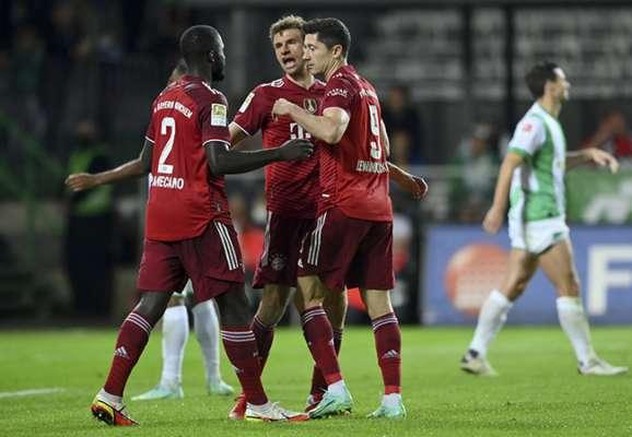 Бавария перед Динамо размялась на новичке Бундеслиги