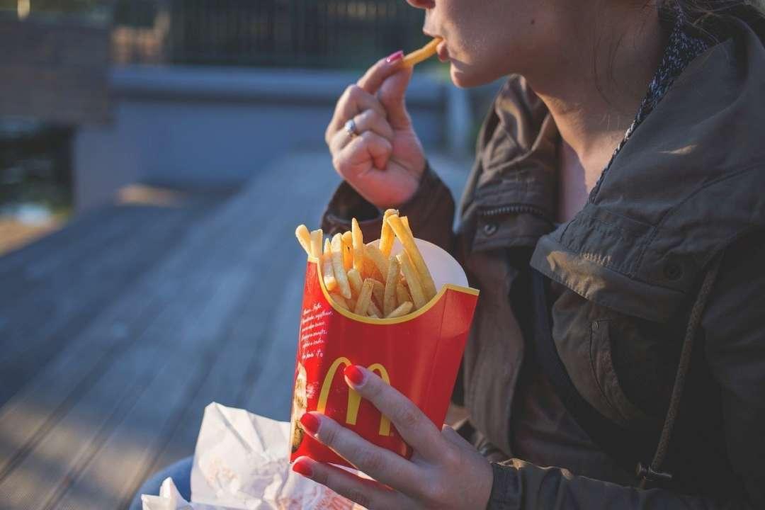 Картопля фрі скорочує тривалість життя