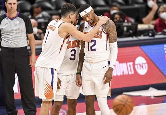 НБА. Финикс вышел в финал Западной конференции, Милуоки сравнял счет в серии с Бруклином
