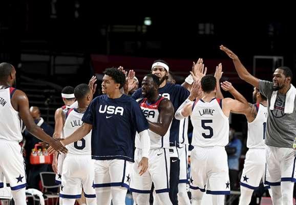 Дрим-тим показала класс. США – первый финалист Олимпиады