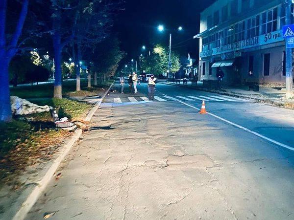 У Калуші мотоцикліст на смерть збив 6-річну дівчину