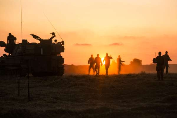 В Секторе Газа перемирие: Израиль и ХАМАС прекратили боевые действия