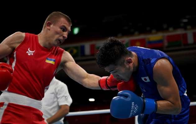 Тренер сборной Украины нашел ошибки в бою Хижняка