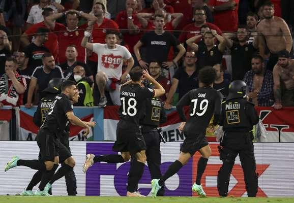 Німеччина вирвала нічию в матчі з Угорщиною, Франція і Португалія не виявили сильнішого